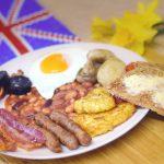 Full english – anglická snídaně