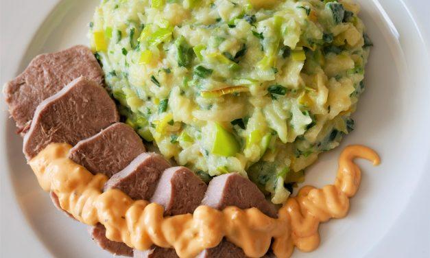 Jarní bylinkové brambory osvěží váš jídelníček